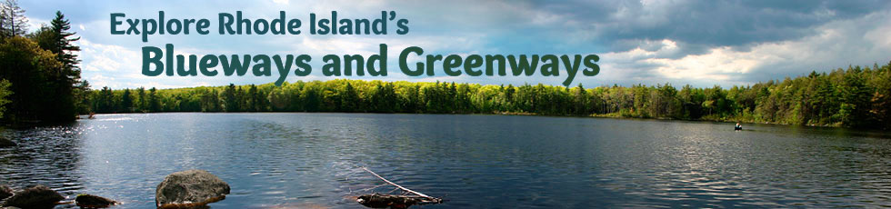 Explore Rhode Island's Blueways and Greenways