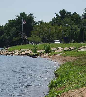 Tigoue Lake - Arnold Road Put-In