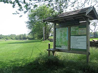 Glen/Linden Lane Trailhead