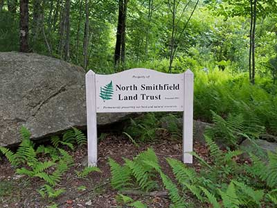 The Sign at the Trailhead